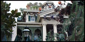 hanunted mansion disneyland jack