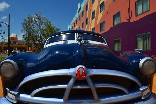 Cars Art of Animation Resort at Disney World Review