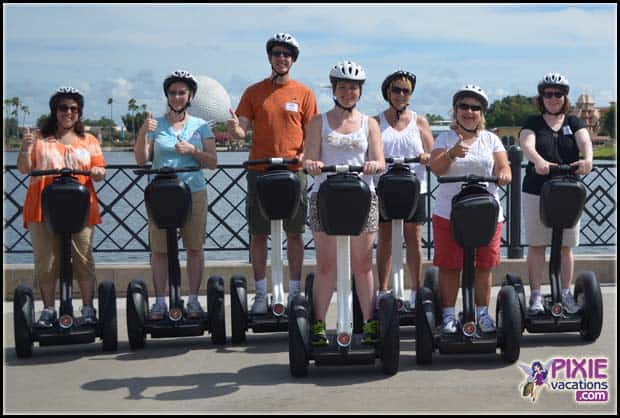 Is the Epcot Segway Tour worth it?