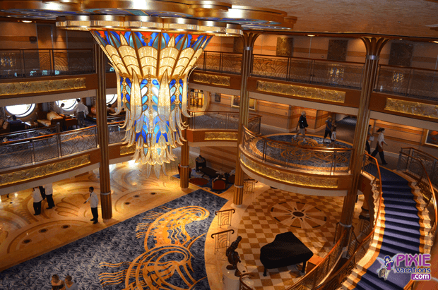 Disney Cruise Line the DREAM Reviewed by Pixie Vacations