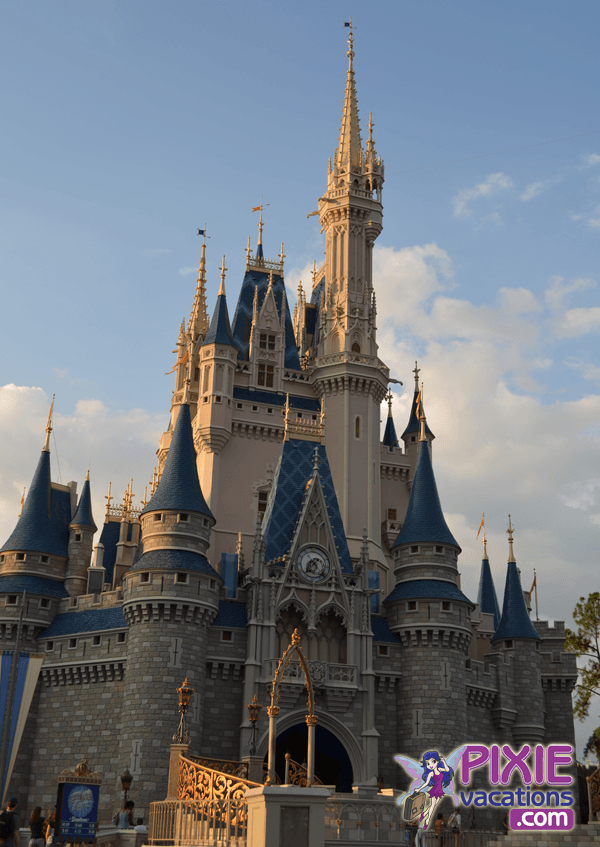 Disney World Pixie Vacations