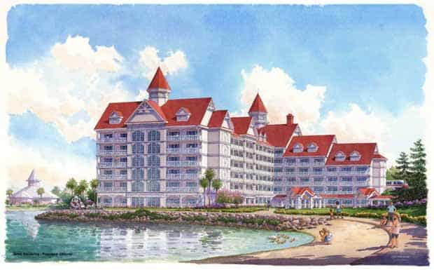 Disney Grand Floridian DVC Resort
