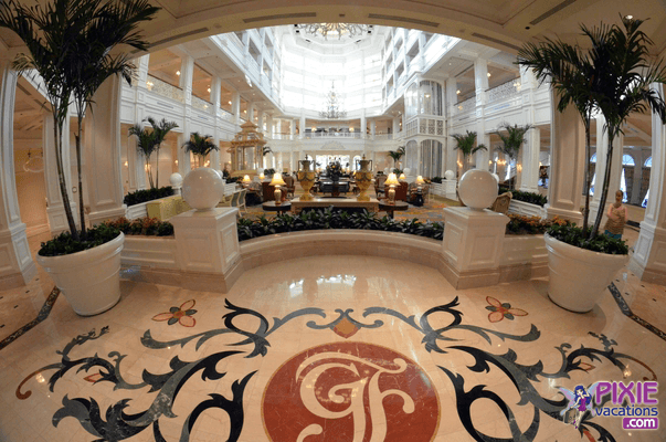 Disney Grand Floridian Resort and Spa Room Tips