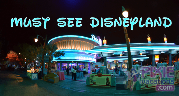 Top ten ways Disneyland is different from Walt Disney World #disneyland #disneylandhotel