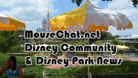 Mouse Chat Disney Radio – Disney World, Disneyland and Disney Cruise Line Guest Questions We have opened up the Mouse Chat mail bag and wow we have a load of […]