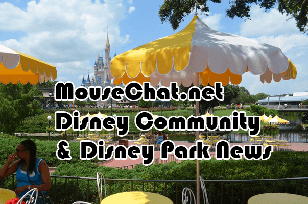 Mouse Chat Disney World Park News and Reviews