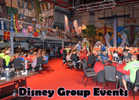 Disney World Groups