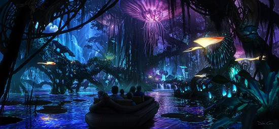 Mouse Chat Avatar Land WDW Update