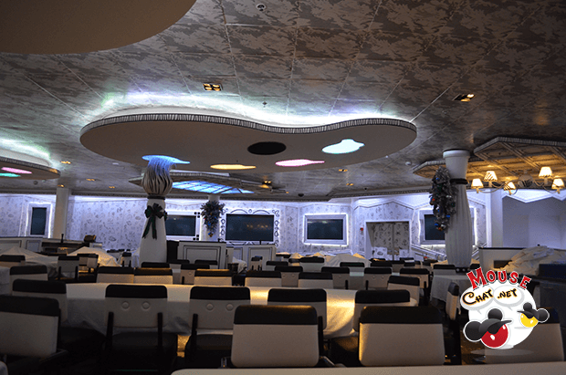 Disney Cruise Dining