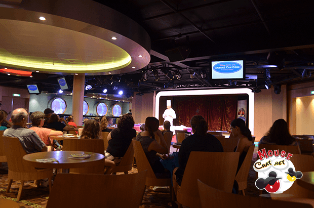 Disney Cruise D Lounge