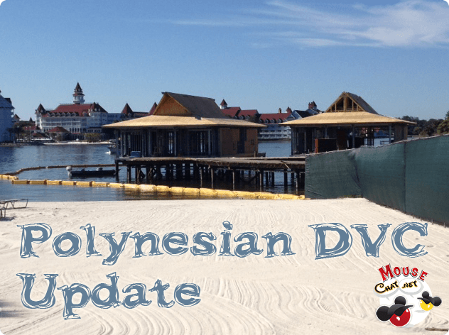 Disney World Polynesian DVC resort Mouse Chat Podcast Review