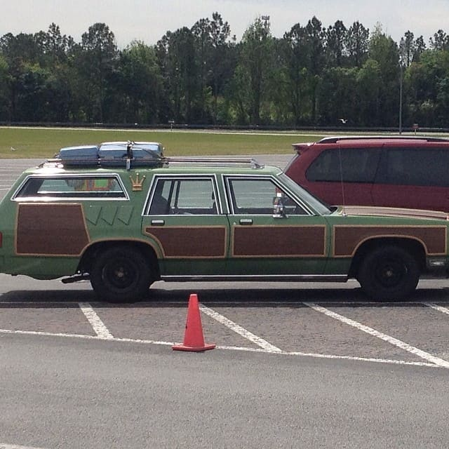 Griswold Vacation Truckster