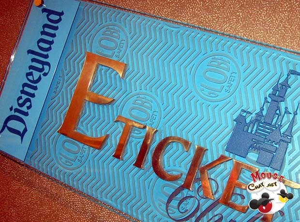 Disney E Ticket Rides