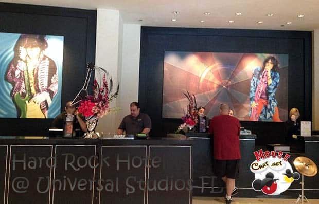 Lowes Hard Rock Hotel
