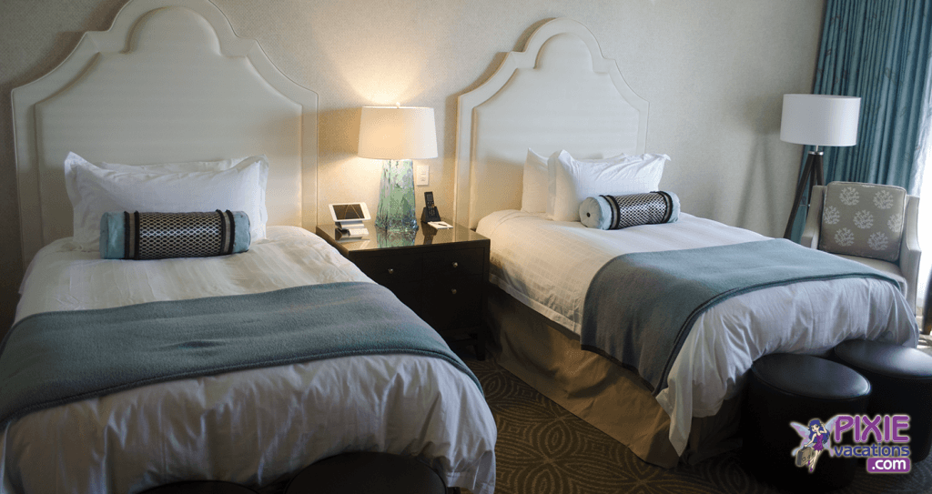 four seasons orlando double beds