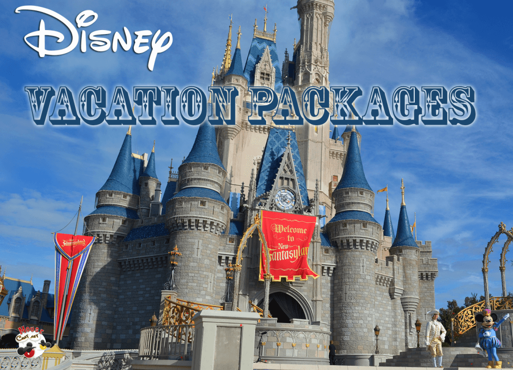 2015 disney world vacation packages