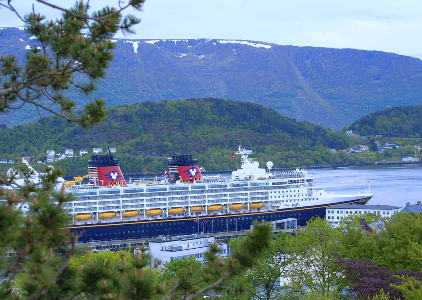 Disney Cruise Line Norway