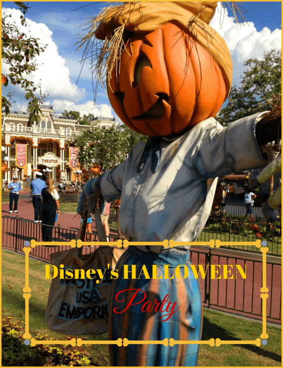 Heading to Walt Disney World's Mickey's Not SO Scary Halloween Party? Here are the must see events and how to see everything at this amazing Disney World event.  