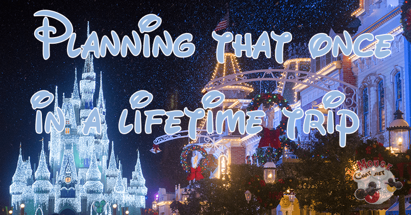 Disney World Vacation Planning
