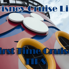 First Time Disney Cruise Line Tips
