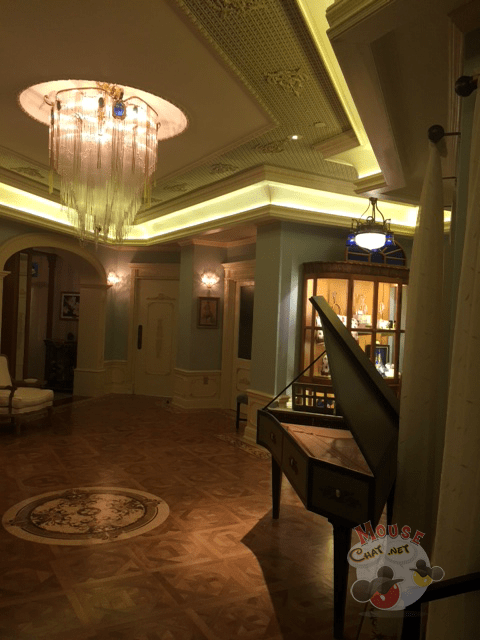 Join us at Disneyland's exclusive Club 33 #club33