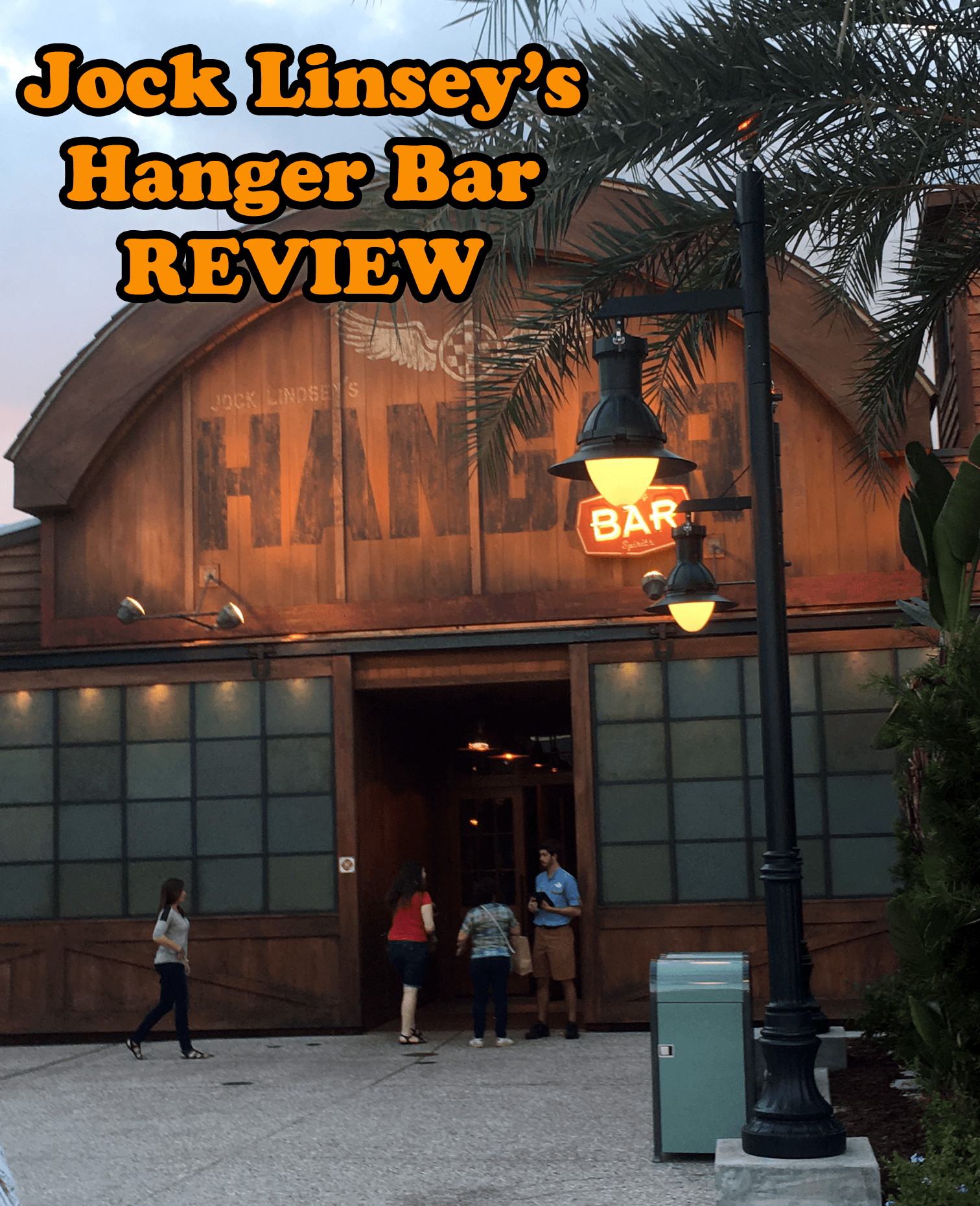 Jock Linsey's Hanger opened in Disney Springs to search for the fountain of youth. #disneysprings #jocklindsey #indianajones