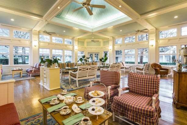 Disney Beach Club Resort Tea