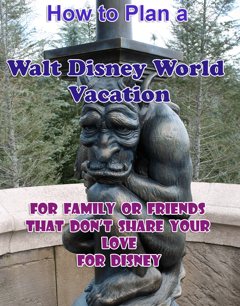 Disney World Vacation Planning Advice