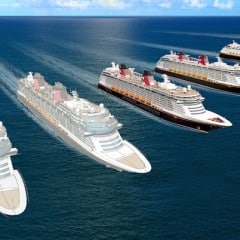 Two new cruise ships from Disney Cruise Line