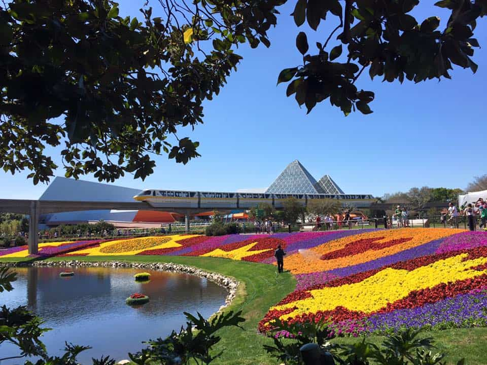 Epcot 2016 flower and garden festival
