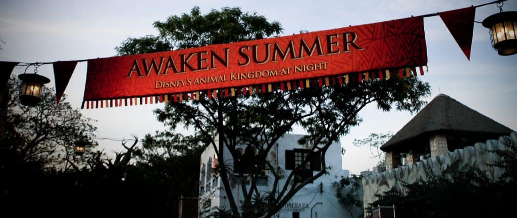 Awaken Summer at Walt Disney World