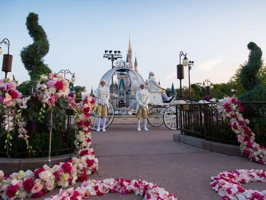 get married at Walt Disney World