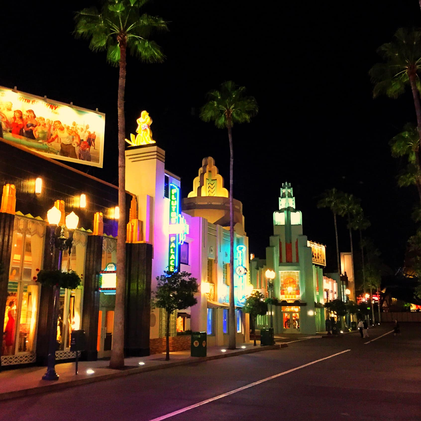 Don't miss these Disney World rides after dark. #mousechat #disneypodcast #disneyvacation
