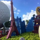 What are some healthy options at Walt Disney World?