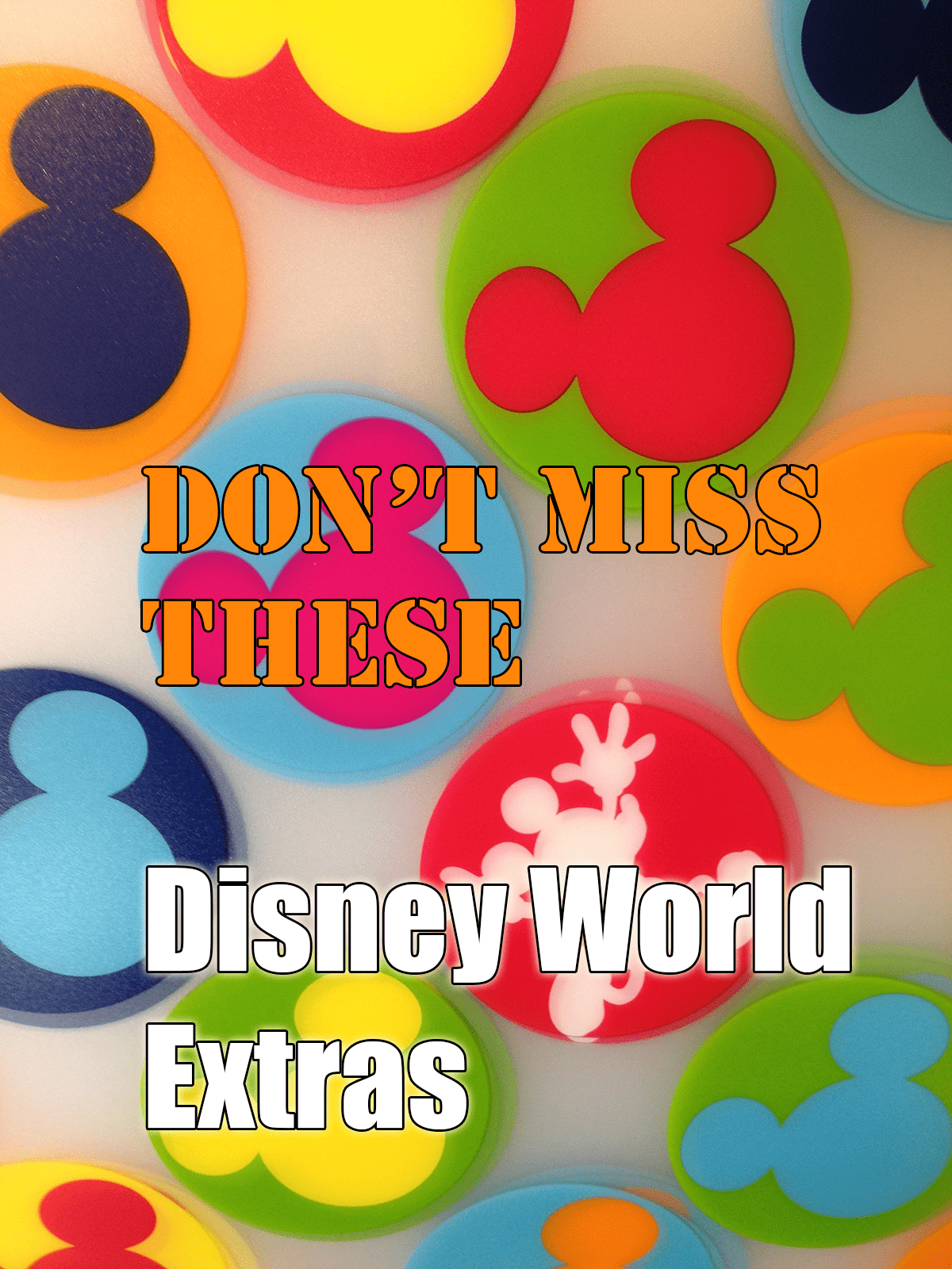 There is so much now at Walt Disney World.  These are our top extras and Disney special events you might want to pick for your Disney vacation.