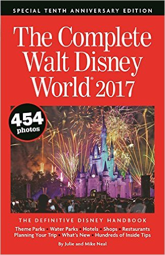 My personal favorite Walt Disney World Guide Books. #DisneyBooks #DisneyGuide