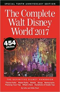 My favorite disney guide book