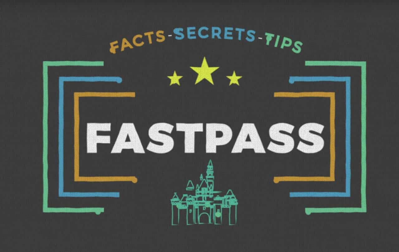 A new way to stay connected with Disney. #FastpassFacts
