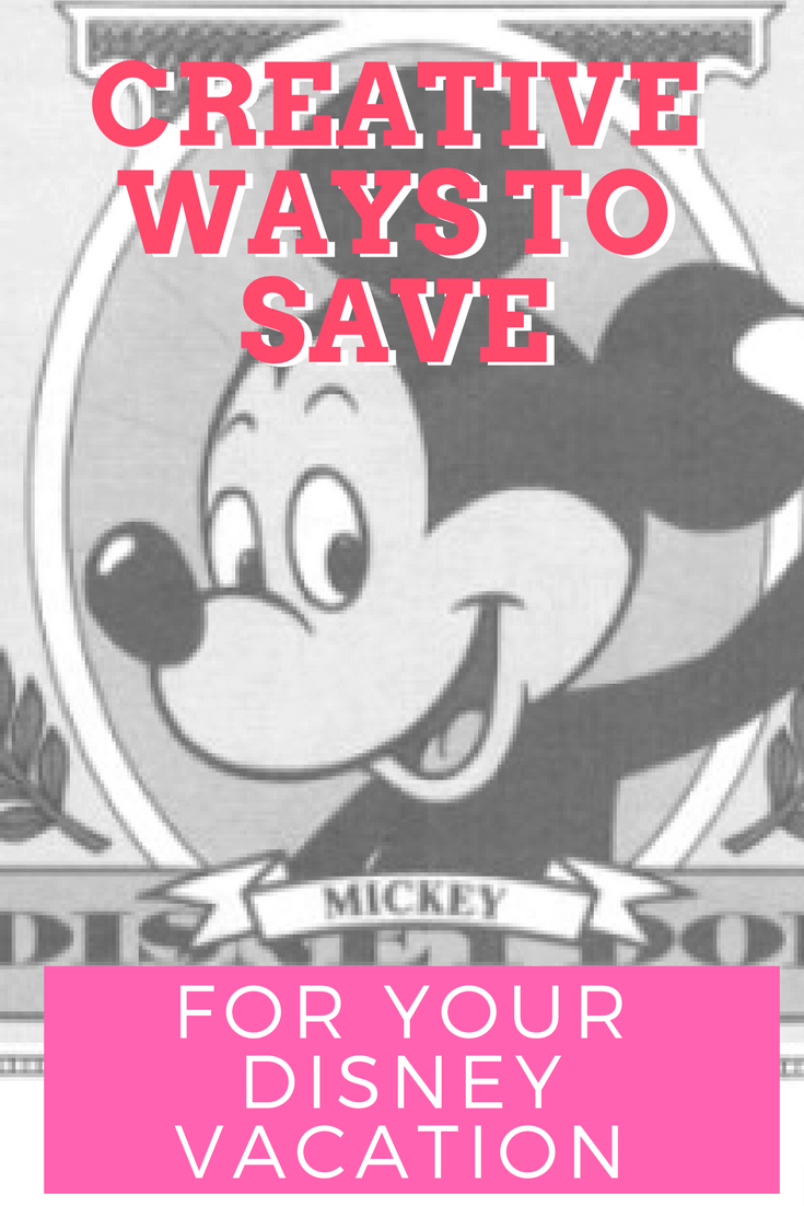 From our free Mouse Chat group we have been discussing creative ways to save for your Disney vacation. Here are the top ways to save money for your trip. #LoveUrVacay #DisneySavings
