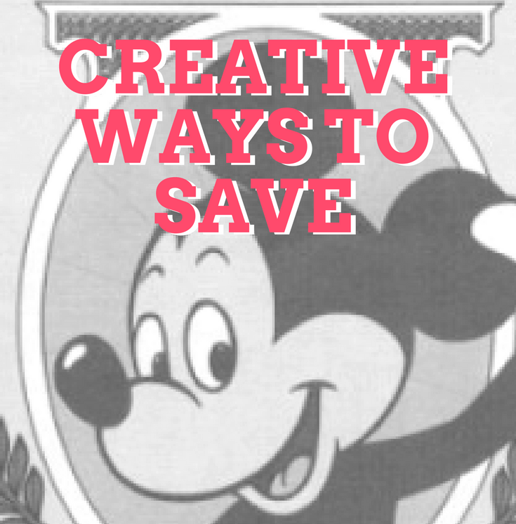creative ways to save money for your disney vacation orlando news reviews. Black Bedroom Furniture Sets. Home Design Ideas