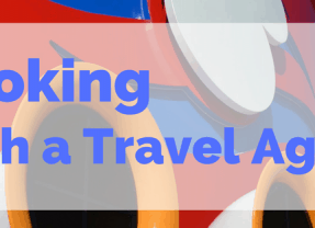 Why book with a Travel Agent?
