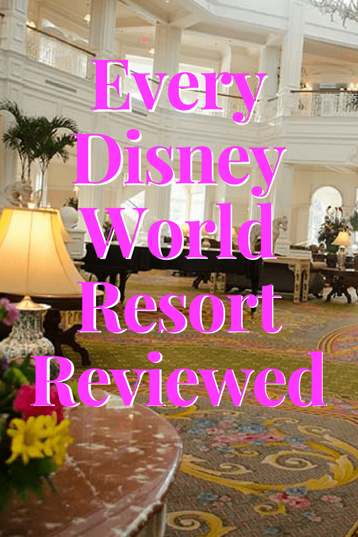 Pro and Cons of every Disney World Resort