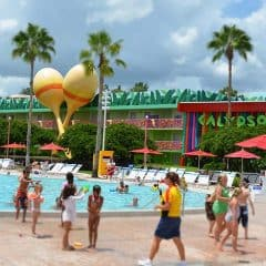 Long or short vacation options for Disney World