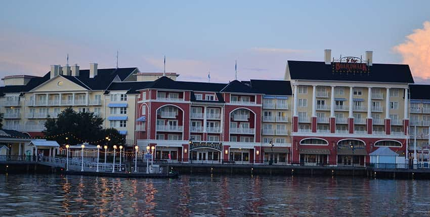 Boardwalk Inn Review
