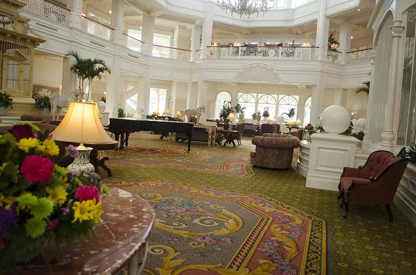 Grand Floridian resort review