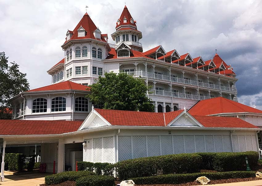 Grand Floridian Hotel