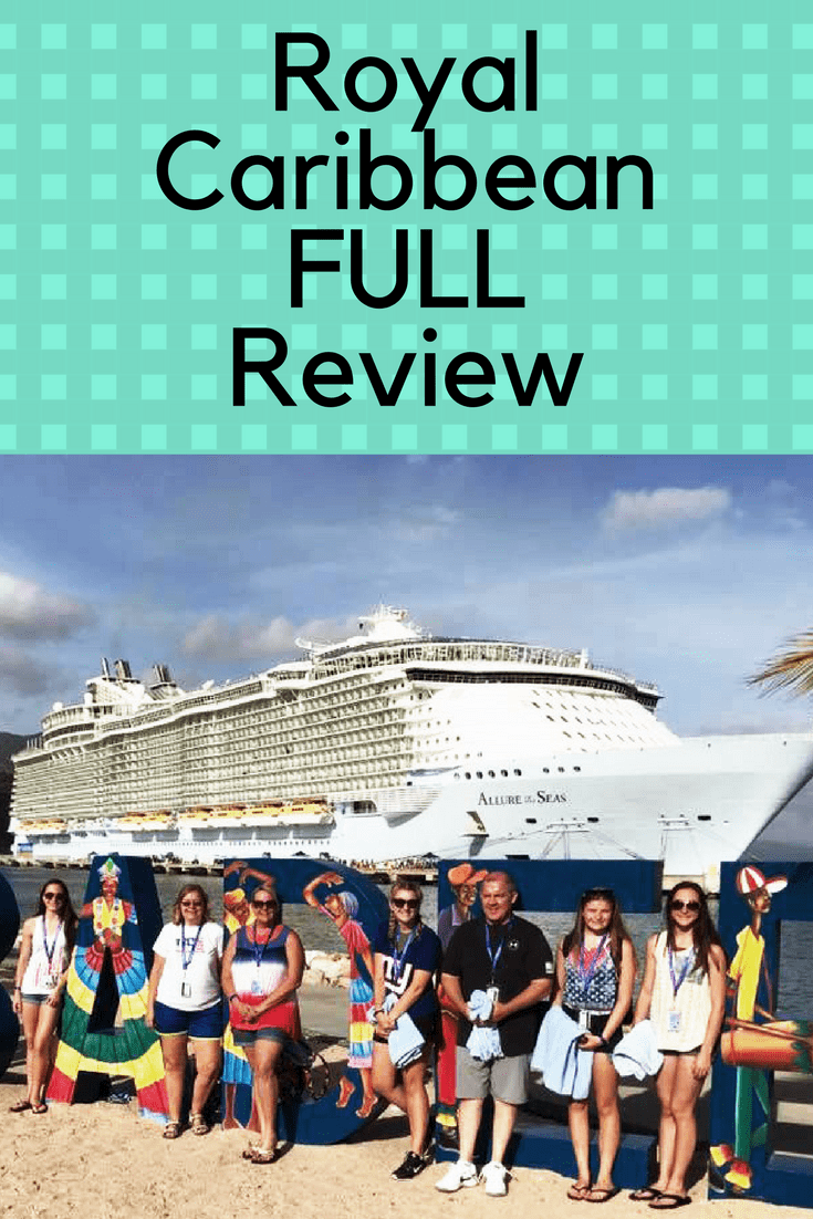Is a Royal Caribbean Cruise worth it?  We are back from our Royal Caribbean Cruise and have a full review for you.