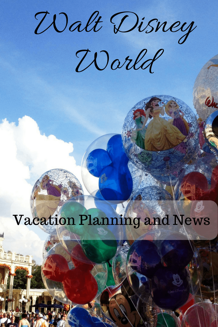 Walt Disney Word Vacation Planning and WDW News Update Disney Podcast 