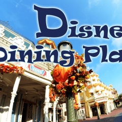 What's the Alexa on the Disney Dining Plan
