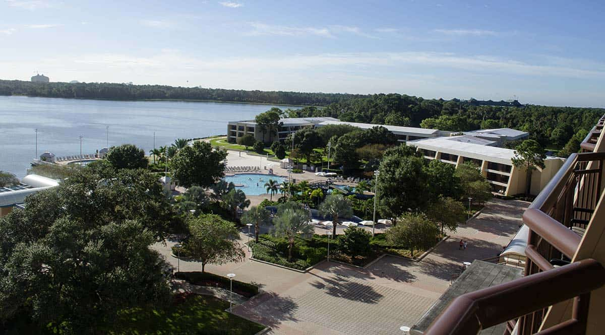 Disney S Contemporary Resort Bay Lake Tower Review